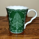 222 Fifth Winter Ball Mug Christmas Tree Holiday