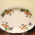 Royal Kent Fruit Garland Oval Platter Poland