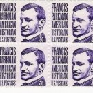 US Scott 1281 - Block of 4 - 3 cent Francis Parkman - Mint Never Hinged