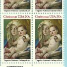 US Scott 2026 - Copyright Block of 4 - Tiepolo: Madona & Child - 20cent - Mint Never Hinged