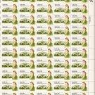 US Scott 1935 - Sheet of 50 - 18c James Hoban - Mint Never Hinged