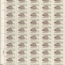 US Scott 1934 - Sheet of 50 - Frederic Remington - Mint Never Hinged