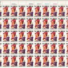 US Scott 1803 - Sheet of 50 - W C Fields - Mint Never Hinged