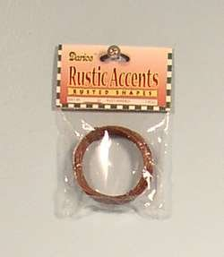 22 Gauge Rusty Wire - Craft Supplies