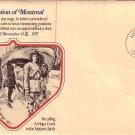 USA 1947 Thomas Edison 3c stamp Homemade FDC
