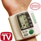 WRISTECH™ BLOOD PRESSURE MONITOR