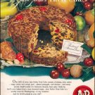 JANE PARKER FRUIT CAKE Light fruitcake ring LARGEST 72 oz 4.5 lb FRESH