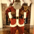 LIFE SIZE African American ANIMATED BLACK SANTA CLAUS 5 FT Singing, talking, moving lifelike