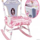 Levels of Discovery Wooden PINK Ballerina Rocking Chair RAB00025