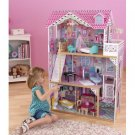 KIDKRAFT Annabelle Pink Miniature Wood Doll house 65079