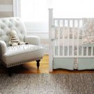 New Arrivals Suzani Picket Fence Crib Bedding BC-picketfence