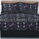 3PC Rock Anthem TWIN XL Comforter & Sham CS6358TX