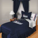 3PC Super Bowl PATRIOTS FULL-QUEEN Comforter Set PATQUEN-SIDELINE