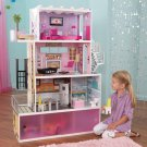 KIDKRAFT PINK Beachfront Mansion Dollhouse 65385