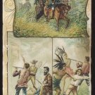 1892 Victorian Trade Card - Arbuckle Brothers Coffee Company - WEST VIRGINIA (#23)