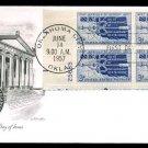 ARTMASTER - 1957 Oklahoma Statehood (#1092) FDC - PB UA