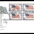 ARTMASTER - 1957 United States Flag (#1094) FDC - PB UA
