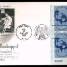 ART CRAFT - 1960 Employ The Handicapped (#1155) FDC - PB UA