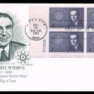 ARTMASTER - 1962 Senator Brien McMahon (#1200) FDC - PB UA