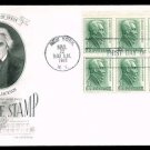 ART CRAFT - 1963 Andrew Jackson (#1209) FDC - PB6 UA