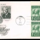 ART CRAFT - 1964 Doctors Mayo (#1251) FDC - PB UA