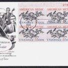 ARTMASTER - 1964 American Music / ASCAP (#1252) FDC - PB UA