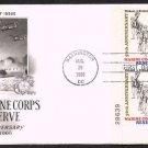 ART CRAFT - 1966 Marine Corps Reserve (#1315) FDC - PB UA