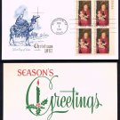"ARTMASTER - 1967 Christmas ""Madonna and Child"" (#1336) FDC - PB UA"