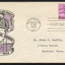 IOOR - 1944 Telegraph Centenary (#924) FDCs (2 cities)