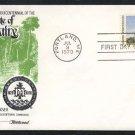 FLEETWOOD - 1970 Maine Statehood Sesquicentennial (#1391) FDC- UA