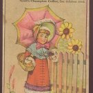 SCULL'S Champion Coffee VTC - Girl w/ pink parasol