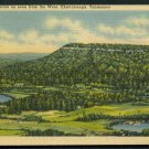 1940s Lookout Mountain, CHATTANOOGA, Tennessee - LINEN Postcard