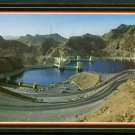 1980s HOOVER DAM, Colorado River Postcards (2)