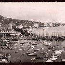 1940s CANNES, France - LA COTE D'AZUR - Vintage Scenic Postcard