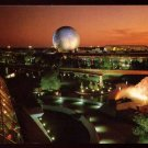 "1983 Walt Disney World EPCOT CENTER Postcard - Orlando, Florida - ""FUTURE WORLD"""