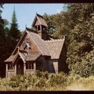 1958 DOOR COUNTY, Wisconsin Postcard - BOYNTON CHAPEL, Baileys Harbor