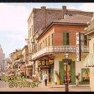 NEW ORLEANS, Louisiana Postcard - Bourbon Street, Al Hirt's, 500 Club