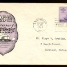 "IOOR - 1944 First Steamship ""Savannah"" (#923) FDC"