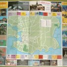 1987 VICTORIA, BRITISH COLUMBIA - Street Map & Guide