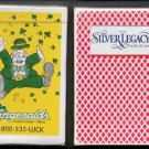 Nevada Casino Playing Card Decks (4) - FITZGERALDS, SILVER LEGACY, TROPICANA, FOUR QUEENS