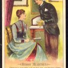"Victorian Trade Card - Arbuckle Brothers Coffee Company - ""HEROIC MEASURES"" (#90)"