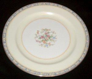 """Vintage NORITAKE China - 10"""" Dinner Plate - SWANSEA Pattern (#685)"""