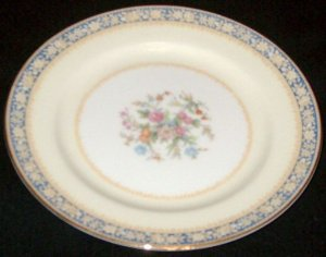 Vintage NORITAKE China - Bread and Butter Plate - SWANSEA Pattern (#685)