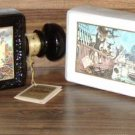 DANT Americana Whisky Bottles (2) - 1968 BOSTON TEA PARTY and 1969 ALAMO