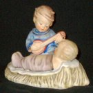 "Early 1960s HUMMEL Figurine / Candle Holder - LULLABY (#24/1 TMK3) - 3¾"" Tall"