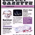 3/86 COMPUTE!'S GAZETTE Magazine (with disk) - COMMODORE 64/128/VIC-20