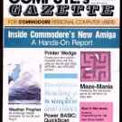 9/85 COMPUTE!'S GAZETTE Magazine (with disk) - COMMODORE 64/VIC-20