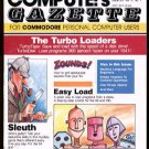 7/85 COMPUTE!'S GAZETTE Magazine (with disk) - COMMODORE 64/VIC-20