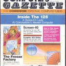 6/85 COMPUTE!'S GAZETTE Magazine (with disk) - COMMODORE 64/VIC-20