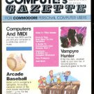 5/86 COMPUTE!'S GAZETTE Magazine - COMMODORE 64/128/VIC-20